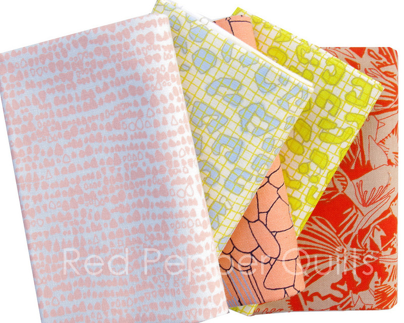 Gleaned by Carolyn Friedlander   © Red Pepper Quilts 2018