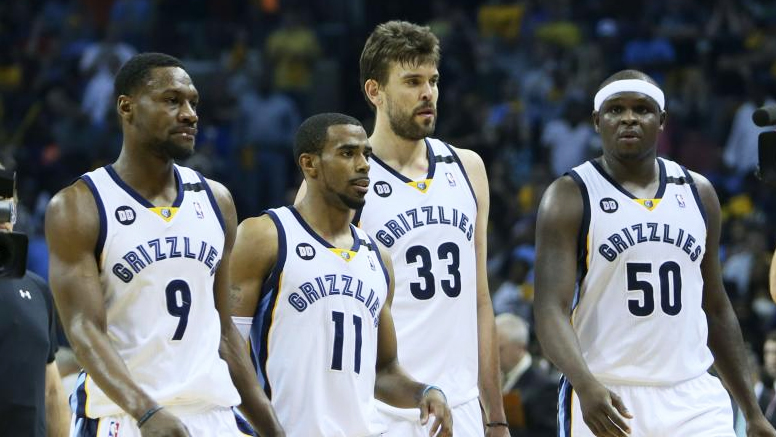 Best Grizzlies Squad