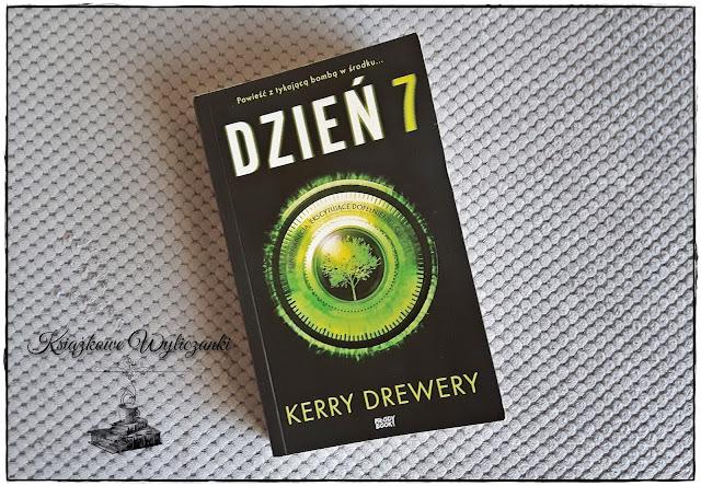 """Co przyniesie """"Dzień 7"""" Kerry Drewery"""