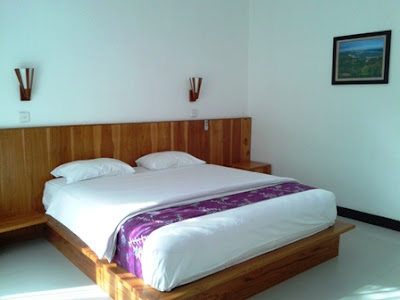 kamar hotel kutamara kuta lombok