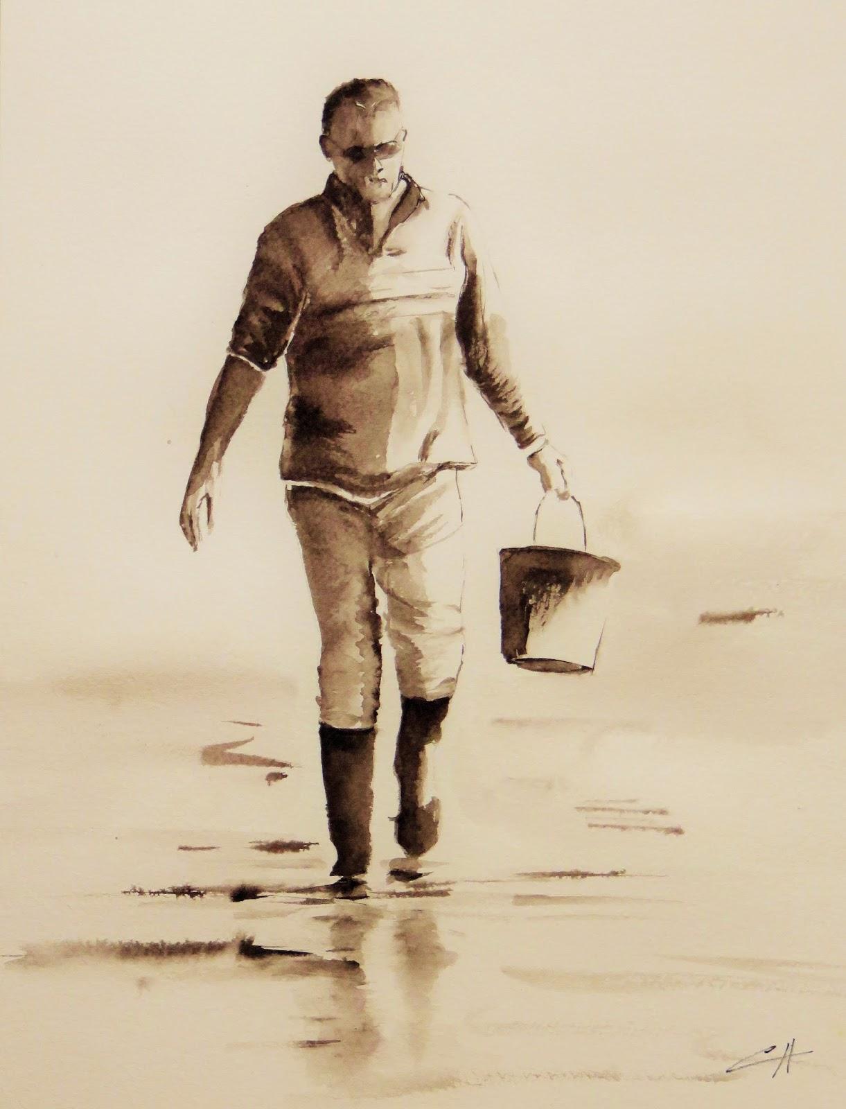 Le retour de la pêche à pied