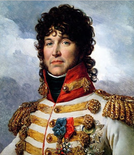Joachim Murat led an army of 50,000 men into battle against the Austrians
