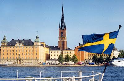 Швеция для вело туриста