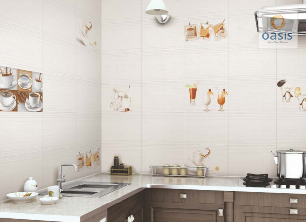 Fresh idea to design your easy kitchen mosaic tile backsplash ...