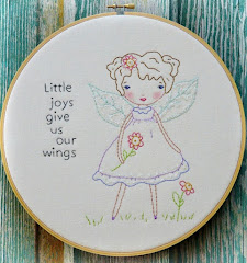 Little joys fairy pattern