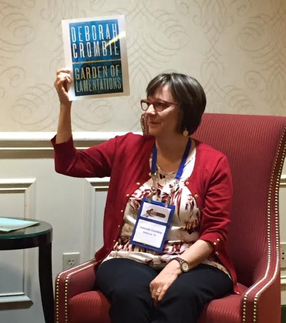 Lesas Book Critiques Tea With Deborah Crombie The Todds
