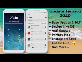 RAWhatsApp iOS v8.25