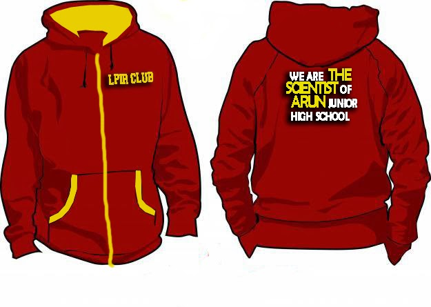 SWEATER ARUN PADANG