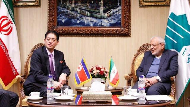 Corea del Norte expresa su apoyo a Irán frente a sanciones de EEUU