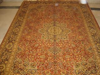 kashmir rugs