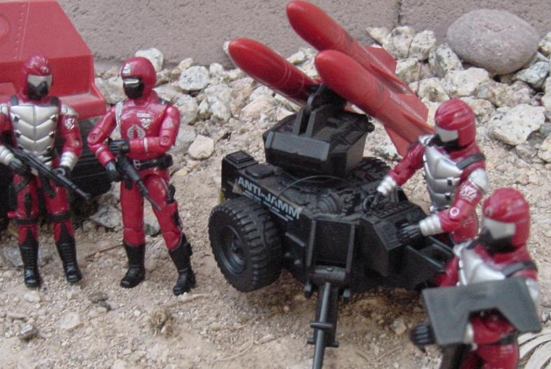 1985 SMS, Sears Exclusive, MMS, Hiss Tank, Crimson Guard, 1991 Crimson Guard Immortal