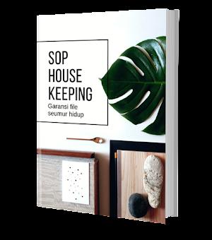 SOP House Keeping - SOP Kebersihan