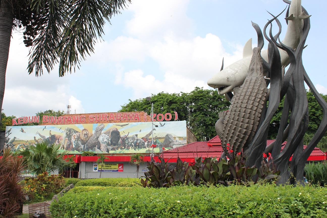 Mengenal Kbs Kebun Binatang Surabaya Jangka Jawa