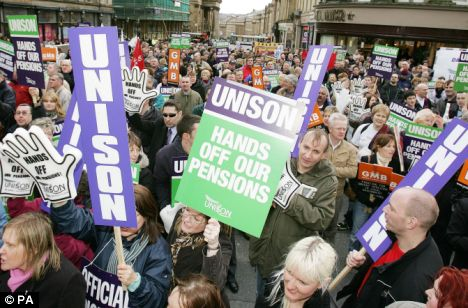 Unions, Strikes and Scabs