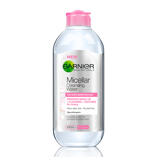 Abbijo: A review on Garnier Micellar Cleansing Water