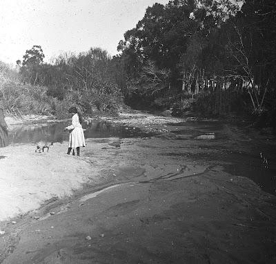 Arroyo Miguelete 1910