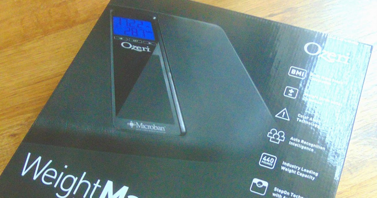 Ozeri Weightmaster Digital Scales Food And Other Loves