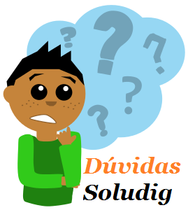 dúvidas soludig