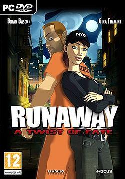 Download Runaway 3 A Twist Of Fate PC Full Version Free