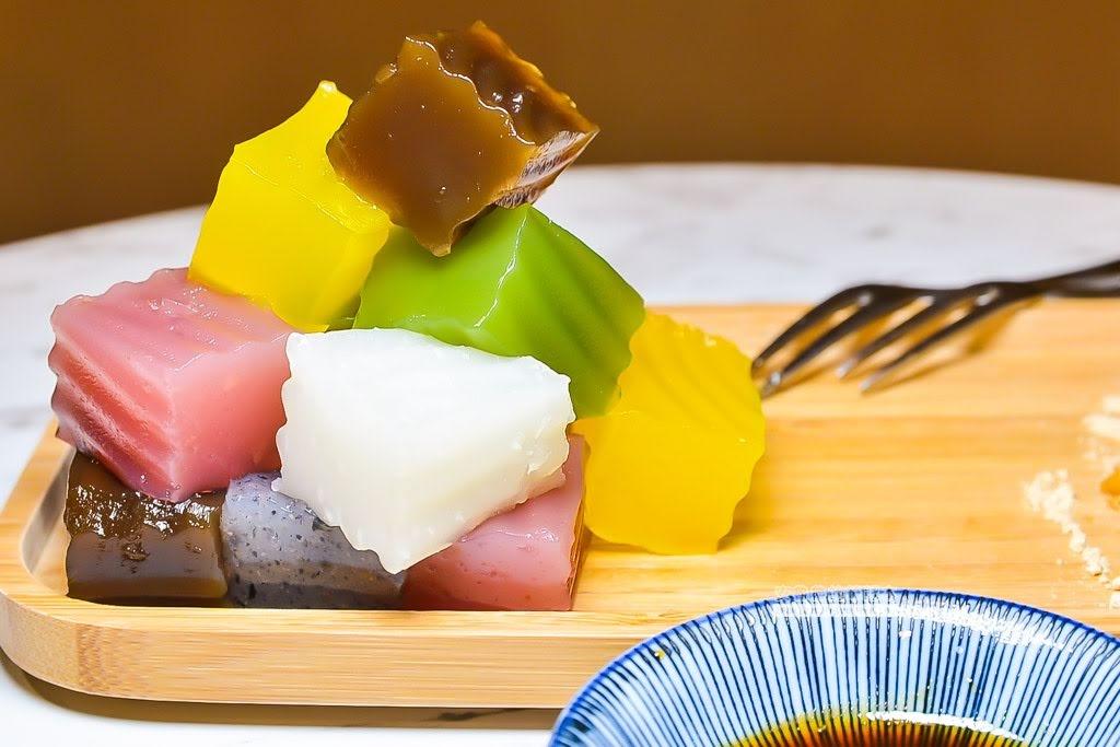 南京復興冰品甜品湯圓,南京復興七彩粉粿,元宵節湯圓,南京復興雪花冰