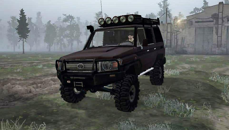 66 Mod Mobil Toyota HD