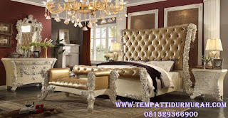 Tempat Tidur Ukir Royal