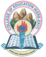 COEIKERE 2018/2019 Post UTME (NCE & Degree) Screening Form Out