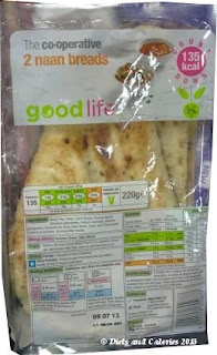 The Co-operative good life... Naan bread