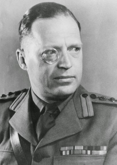 Col. R.W.G. Stephens (from Imperial War Museum)