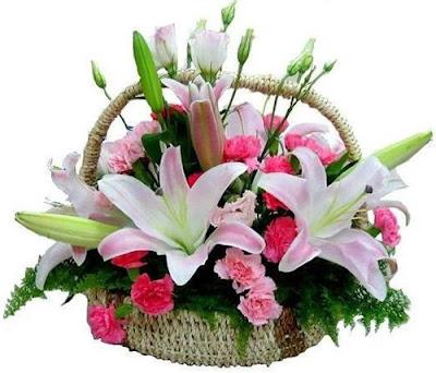 30 bó hoa sinh nhật đẹp tặng bạn Ý NGHĨA 8