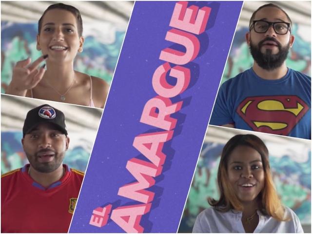 """¿Qué es el """"amargue"""", según los dominicanos?"""