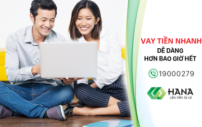 Dịch vụ cho vay tiền nóng tại Hà Nội