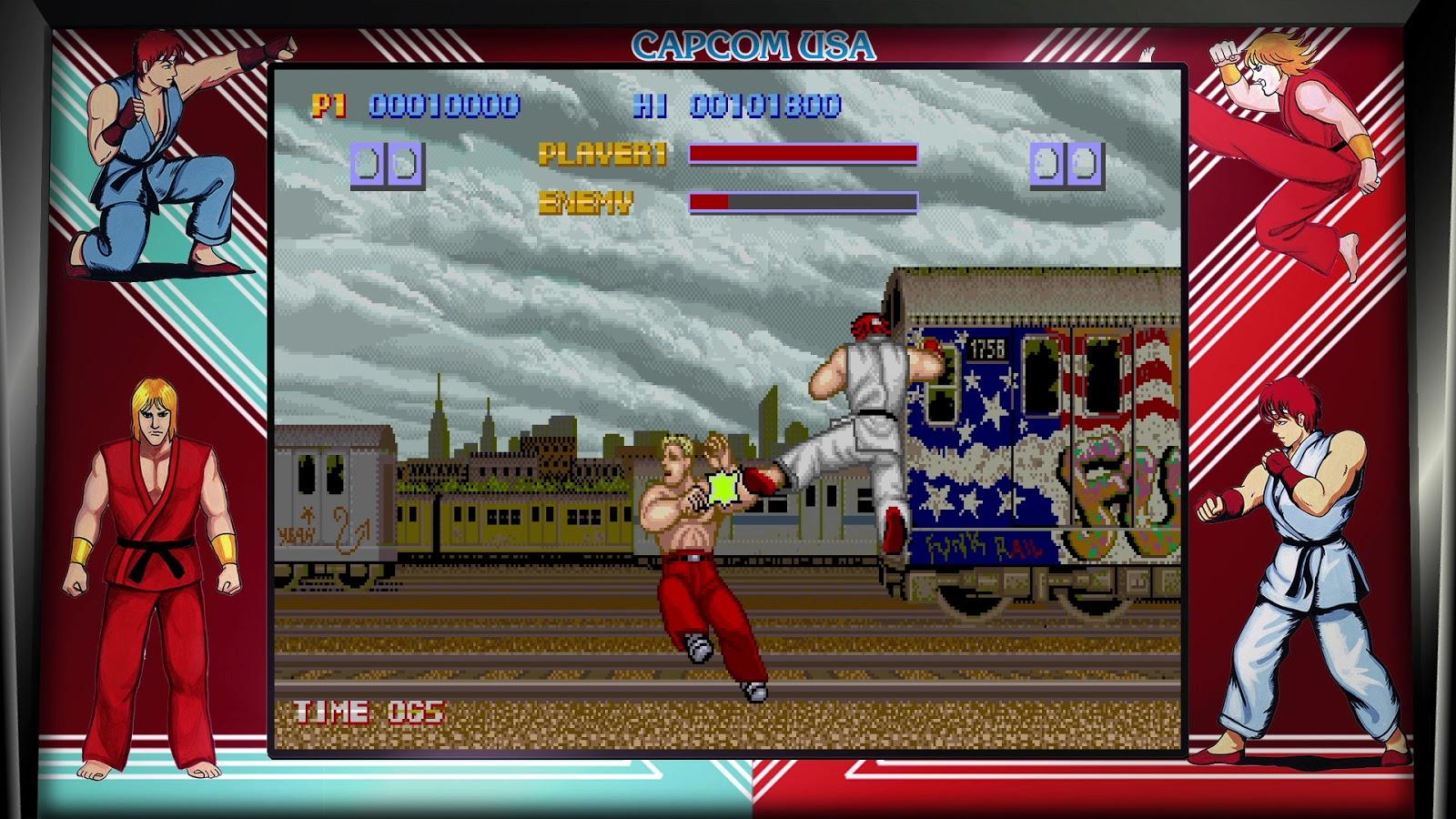 Street Fighter 30th Anniversary Collection PC ESPAÑOL (SKIDROW) + REPACK 1 DVD5 (JPW) 2