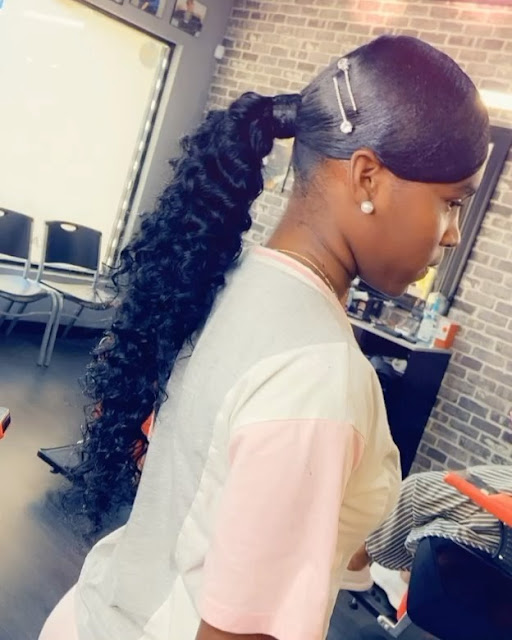 21+ Creative Ways To Make Black Crochet Ponytail Hairstyles in 2020