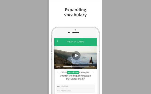 احترف اللغة الإنكليزية بكل سهولة عبر هذا التطبيق المميز لهواتف الأندرويد والأيفون