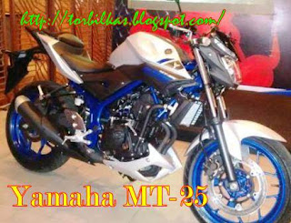 Jual Murah Motor Yamaha MT-25 Second Terlengkap