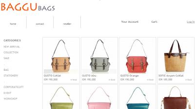 Baggu Bags Online Shop Melegenda