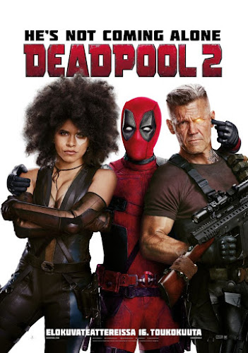 Deadpool 2 Extended (BRRip 720p Dual Latino / Ingles) (2018)