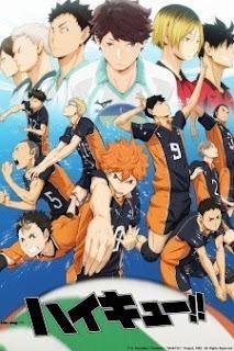 Download Download Anime Haikyuu!! BD Batch Subtitle Indonesia Episode 1-25