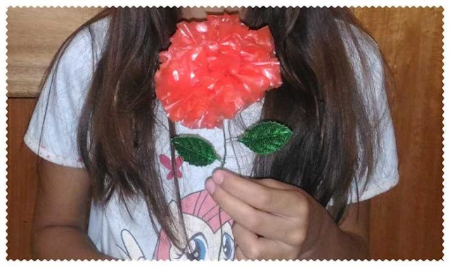 Cara Membuat Bunga Dari Plastik Kresek yang Unik Dan Menarik