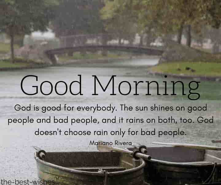 good morning nature rain images