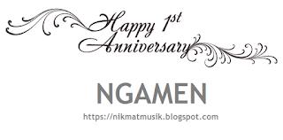 Satu Tahun Blog Ngamen