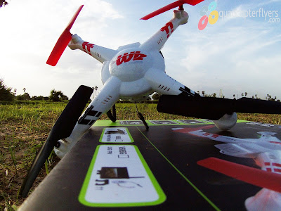 WL Toys V686G FPV Quadcopter Review