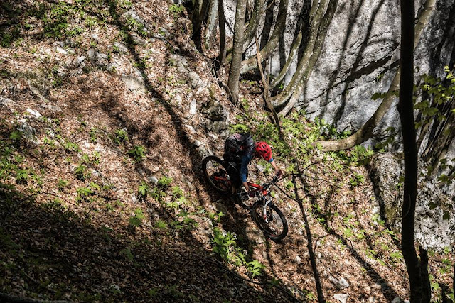Riva del Garda beste Bikestrecken