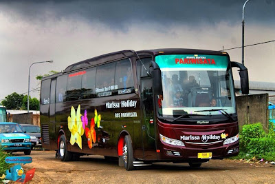 Mercedes Benz OH 1836 Skyliner PO Marissa Holiday