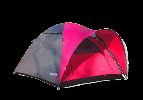 Kapasitas 4 Orang : Tenda Great Outdoor NSM Image