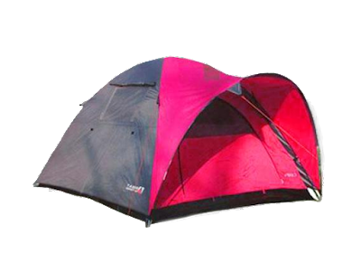 Tenda Great Outdoor NSM kapasitas 4 orang