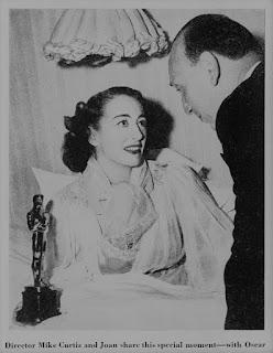Joan Crawford 1946 Oscars