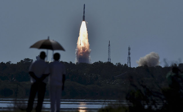 ISRO Successfully Inserts Resourcesat-2A Satellite into Orbit