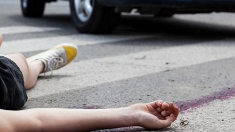 Halálra gázolt egy busz egy gyalogost Tatabányán